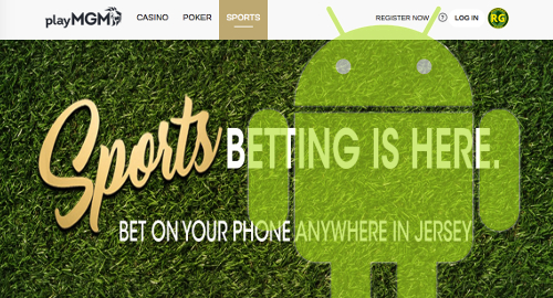 MGM, Borgata launch mobile sports betting in New Jersey
