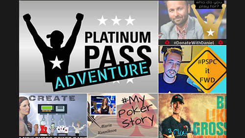 PokerStars Platinum Pass Adventure: storytellers, givers & gamers at the ready