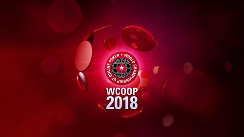 PokerStars WCOOP 2018 gets underway on September 29
