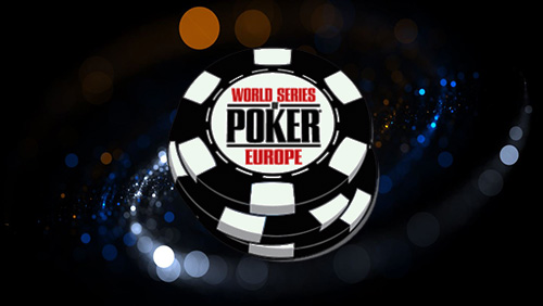 10 gold bracelets up for grabs at WSOP Europe