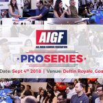 AIGF successfully hosts the inaugural 'Pro Series' event