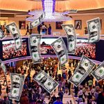 Atlantic City casinos close out summer with $304m August
