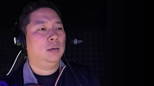 Bernard Lee brings his poker podcast to PokerNews