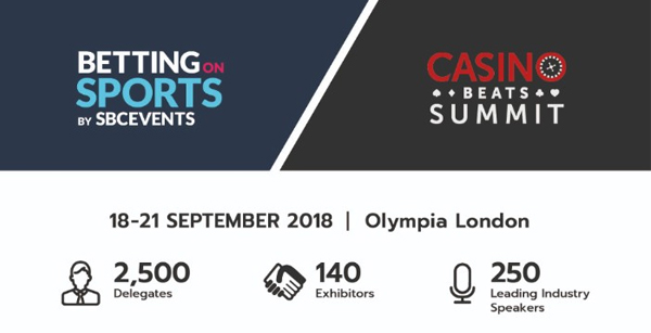 Betting on Sports Week 2018 to host 2,500 industry delegates in London - here's why you don't want to miss it!
