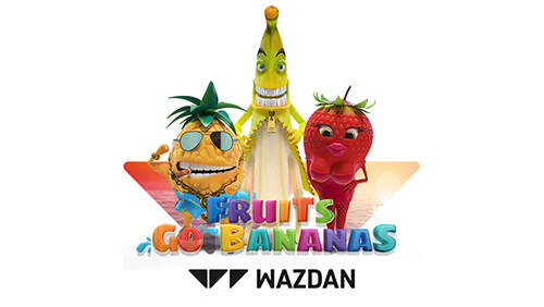 Fruits Go Bananas™ fruity gaming experience goes live in casinos from today