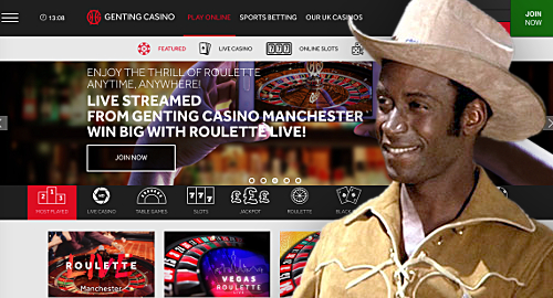 Genting taps Betsson's Jeremy Taylor as new digital sheriff
