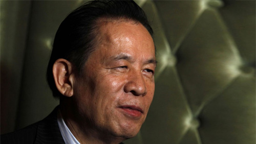 Kazuo Okada looks to return as chairman of the Okada Manila resort