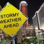 Macau casinos to halt gambling as Typhoon Mangkhut bears down