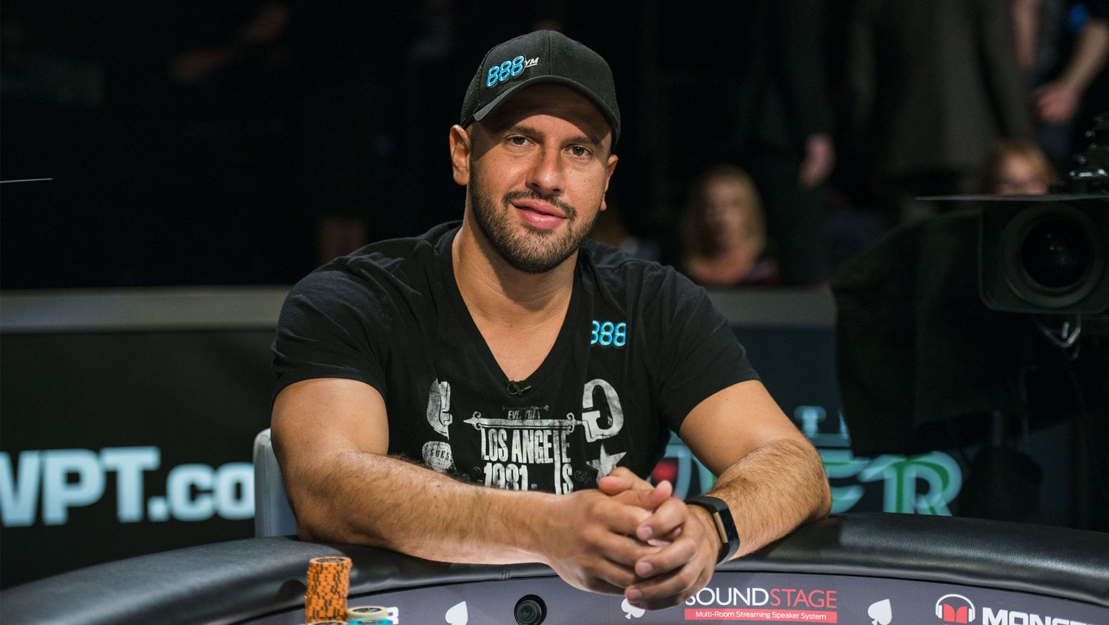 Mizrachi confirms seat at 888poker LIVE tourney