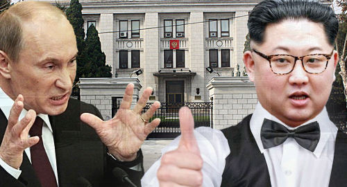 North Korea denies running casino out of Moscow embassy
