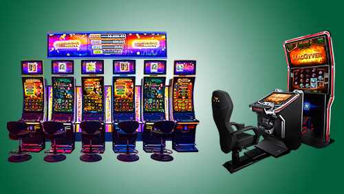 NOVOMATIC presents winning technology for US markets at G2E