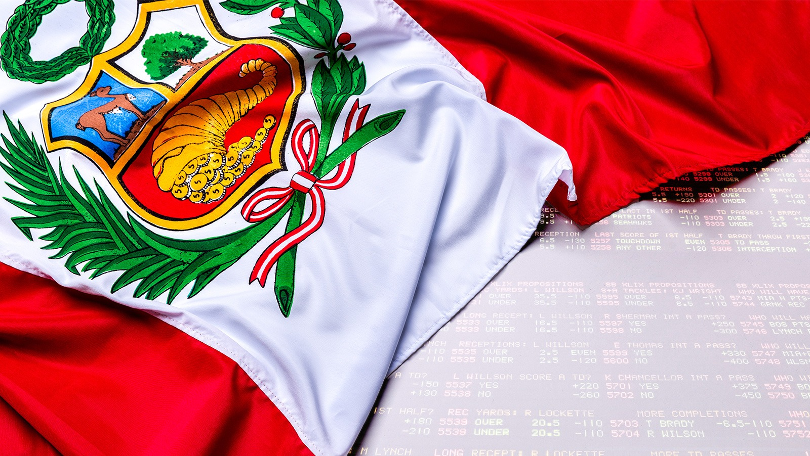 Peru could soon see legalized sports gambling