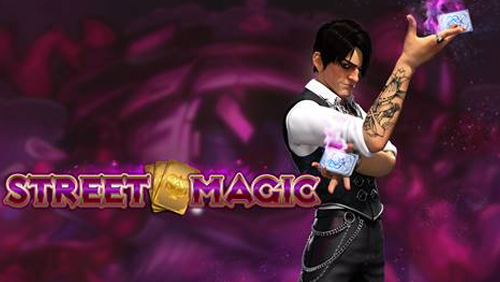 Play'n GO conjure up a hit with Street Magic