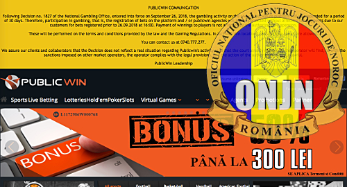 romania-publicwin-gambling-license-suspended