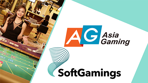 SoftGamings partners up with the Live dealer games provider Asia Gaming