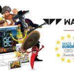 Wazdan wins 'Online Casino Innovator 2018' at CEEG Awards