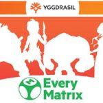 Yggdrasil signs EveryMatrix platform deal