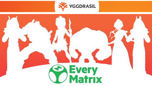 Yggdrasil signs EveryMatrix platform deal