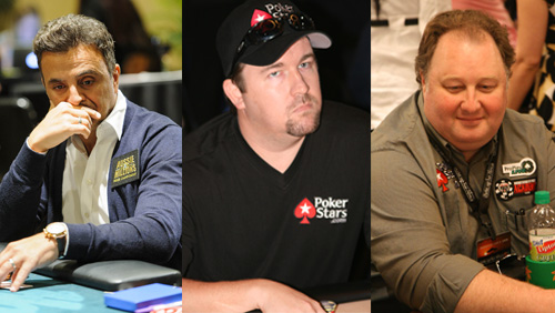 3:Barrels: Hachem does Grinder; Moneymaker does NJCOOP; Fossilman does writing