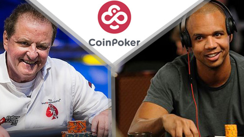 3 Barrels: Neuville book; Ivey Borgata update; CoinPoker launch Short Deck