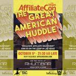 Affiliates RSVP for AffiliateCon's Great American Huddle in Las Vegas