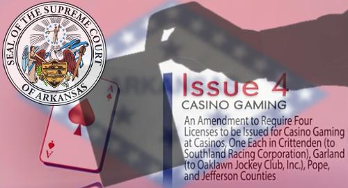 Arkansas casino ballot question gets state supreme court okay