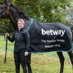 Betway sponsors Kayley Woollacott Racing
