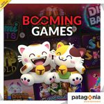 Booming Games content explodes onto Patagonia Entertainment platform