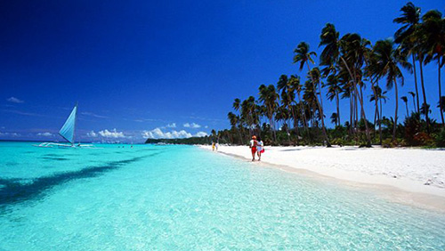 Boracay Island reopens sans gambling