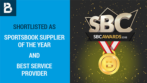 BtoBet finalist in 2 categories for the prestigious SBC Awards