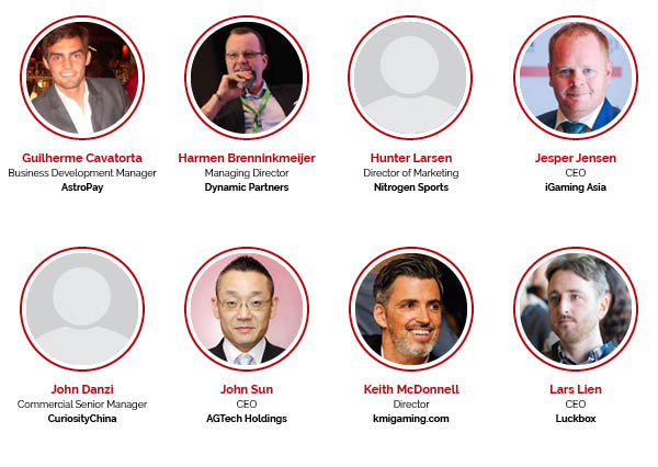 Asia Gaming Summit Taiwan Speaker Line-Up