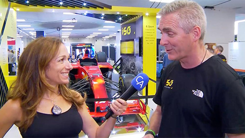 ISG CEO Chris Buckley on bringing big betting brands into Formula 1