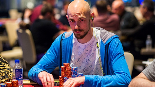 Chidwick holding onto a slight lead over Bonomo in GPI POY race