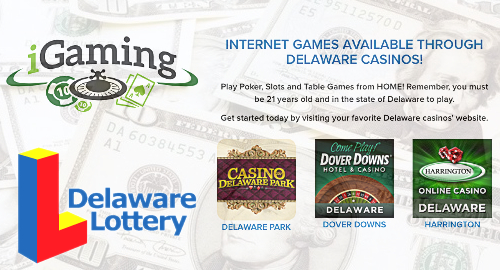 Delaware sets new iGaming revenue record in September