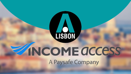 Income Access to Exhibit at Inaugural Lisbon Affiliate Conference