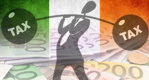 Report: Ireland to double gambling tax to 2% of turnover
