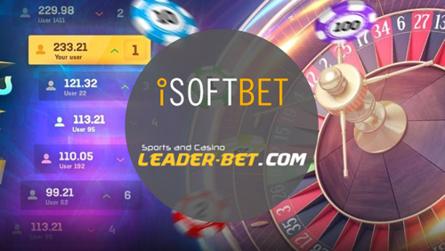 iSoftBet seals Leader-Bet content deal