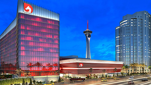 Las Vegas Lucky Dragon to be auctioned off at the end of month