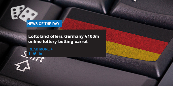 Lottoland offers Germany €100m online lottery betting carrot