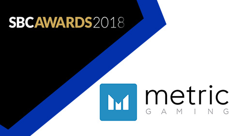 Metric Gaming shortlisted in two categories at the SBC Awards