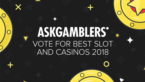The much anticipated AskGamblers Awards voting phase is finally underway