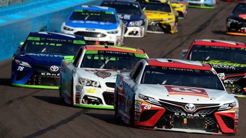 NASCAR to set own betting guidelines next year