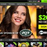 New York Jets first NFL team to partner with online gambling site