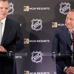 MGM Resorts ink sports betting partnership with NHL