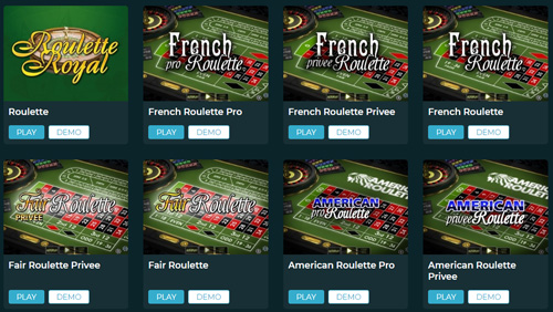 Nissi Online Casino adds LIVE Club Roulette