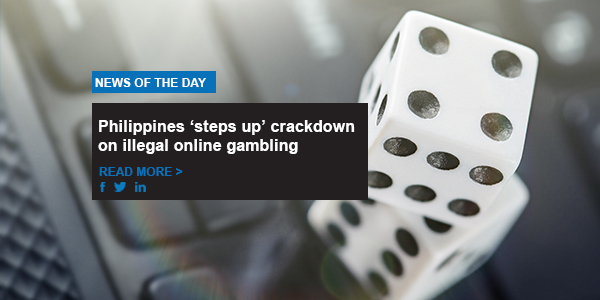 Philippines 'steps up' crackdown on illegal online gambling