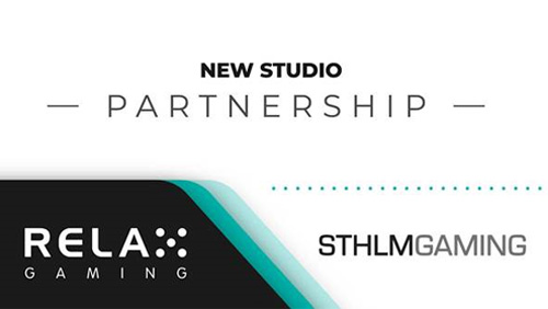 Relax Gaming boosts platform with STHLMGAMING partnership