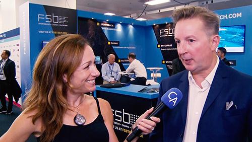 Richard Thorp: Modular gaming platform is key to FSB Tech UK's global expansion