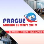 Save the date for Prague Gaming 3, March 12 – 2019 at Vienna House Andel's Prague