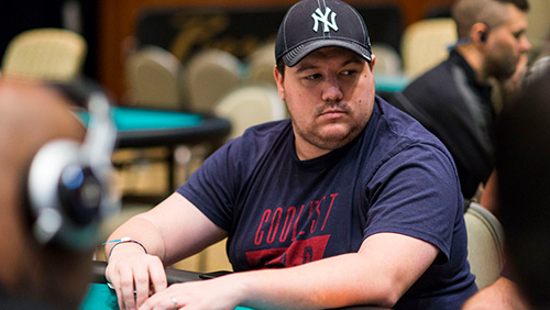 Shaun Deeb looks to the WSOPE for POY hopes